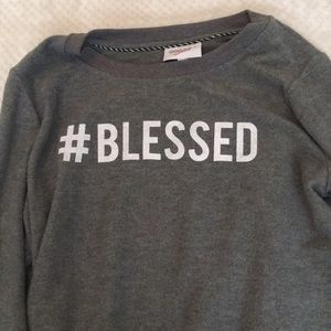 Sweaters - #Blessed Crewneck